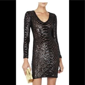 Bcbg maxazria sabryna dress